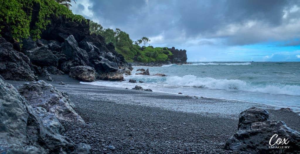 Landscape Photography Waianapanapa State Park