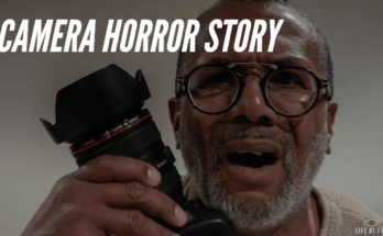Canon DSLR Camera Horror Story