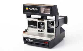 polaroid sun 600 pictures camera