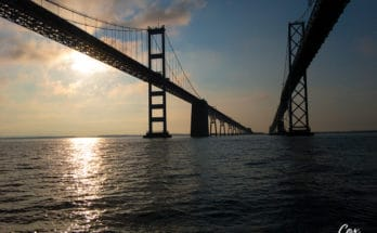 Buy expensive dslr camera Chesapeake Bay Bridge Maryland