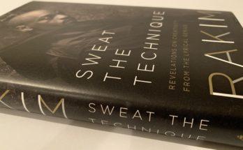 Rakim Sweat The Technique