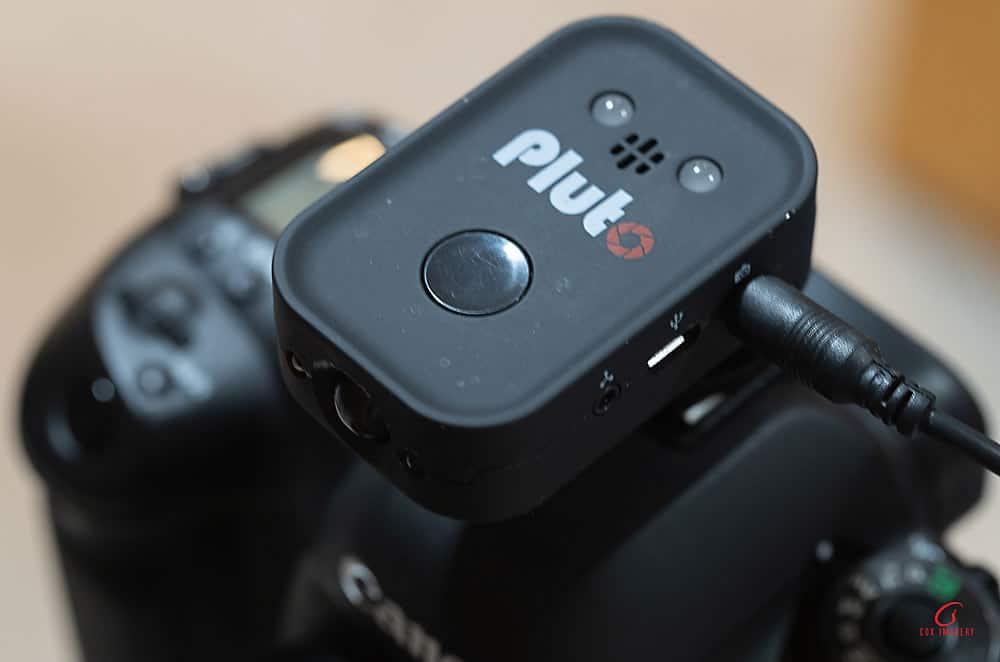 Pluto Trigger Camera